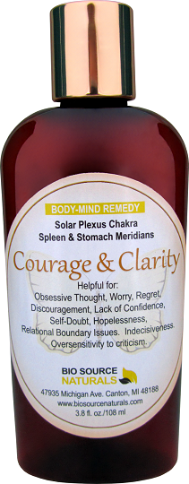 Courage & Clarity Body-Mind Lotion 3.8 fl oz (112 ml) BSNCOURAGE