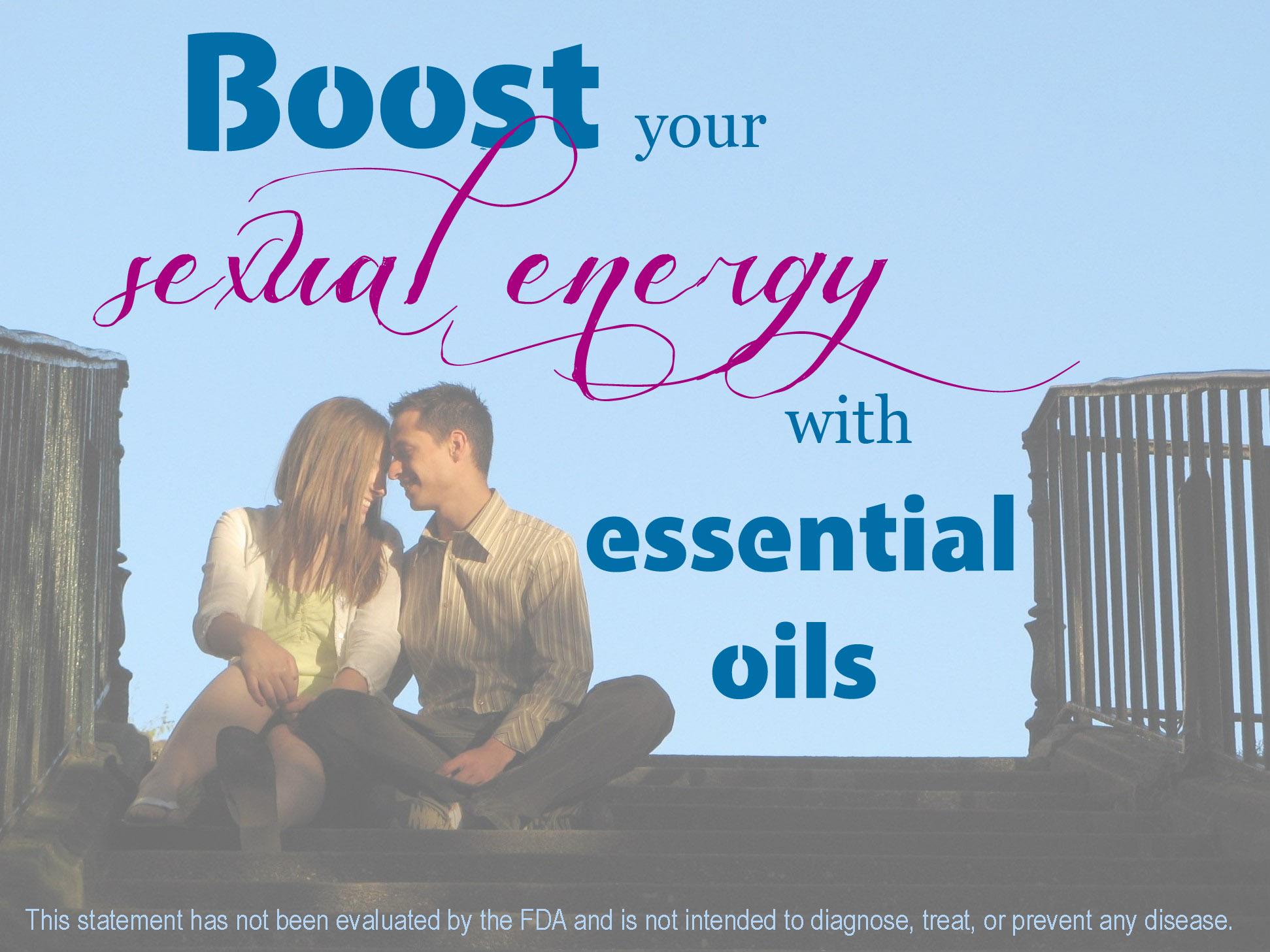 Sexual Energy Essential Oil Blend - 2.0 fl oz (60 ml)