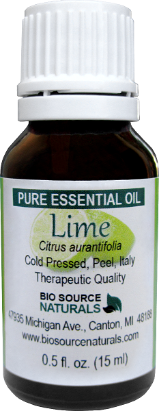 Lime Pure Essential Oil 00212