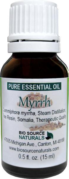 Myrrh Pure Essential Oil 00228