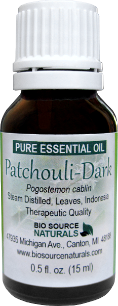 Patchouli Dark Pure Essential Oil