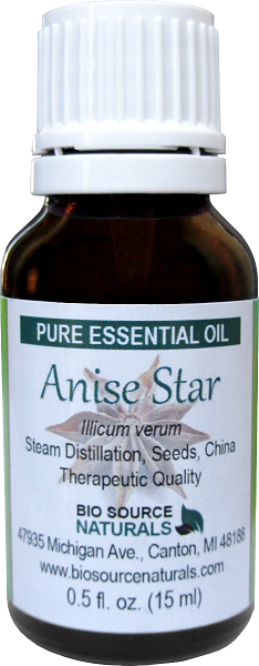 Anise Star Pure Essential Oil 00061
