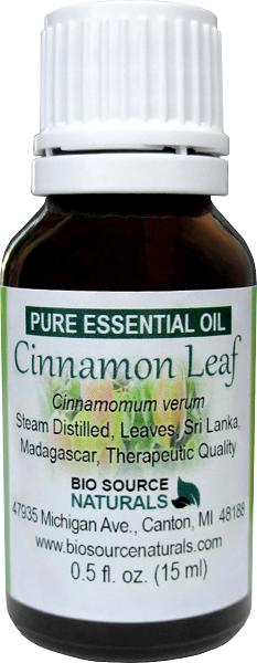 Cinnamon Leaf Pure Essential Oil 00117