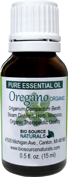 Oregano Pure Essential Oil - Organic - Morocco with Analysis Report 00242