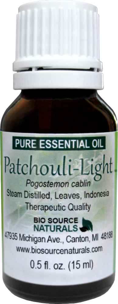 Patchouli Light Pure Essential Oil 00248