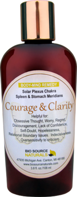 Courage & Clarity Body-Mind Lotion 3.8 fl oz (112 ml)