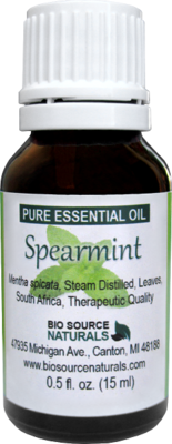 Spearmint Pure Essential Oil