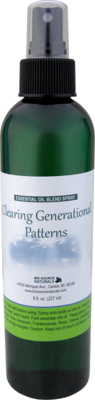 Clearing Generational Patterns Reiki Charged Spray - 8 fl oz (227 ml)