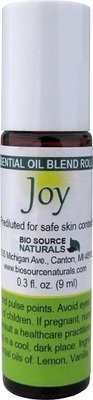 Joy Essential Oil Blend - 0.3 fl oz (9 ml) ​Roll On