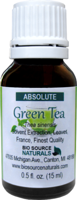 Green Tea Absolute Oil