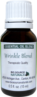 Wrinkle Essential Oil Blend