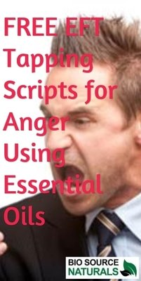 FREE EFT (Emotional Freedom Technique) Tapping Scripts - Anger - EOTT™