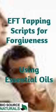 FREE EFT (Emotional Freedom Technique) Tapping Scripts for Forgiveness  - EOTT™