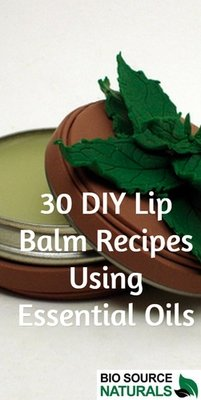 FREE EBOOK - 30 DIY Lip Balm Recipes