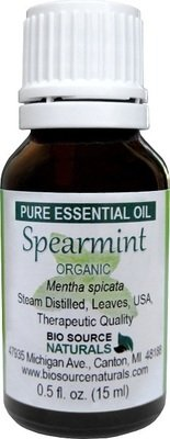 Spearmint Organic Pure Essential Oil