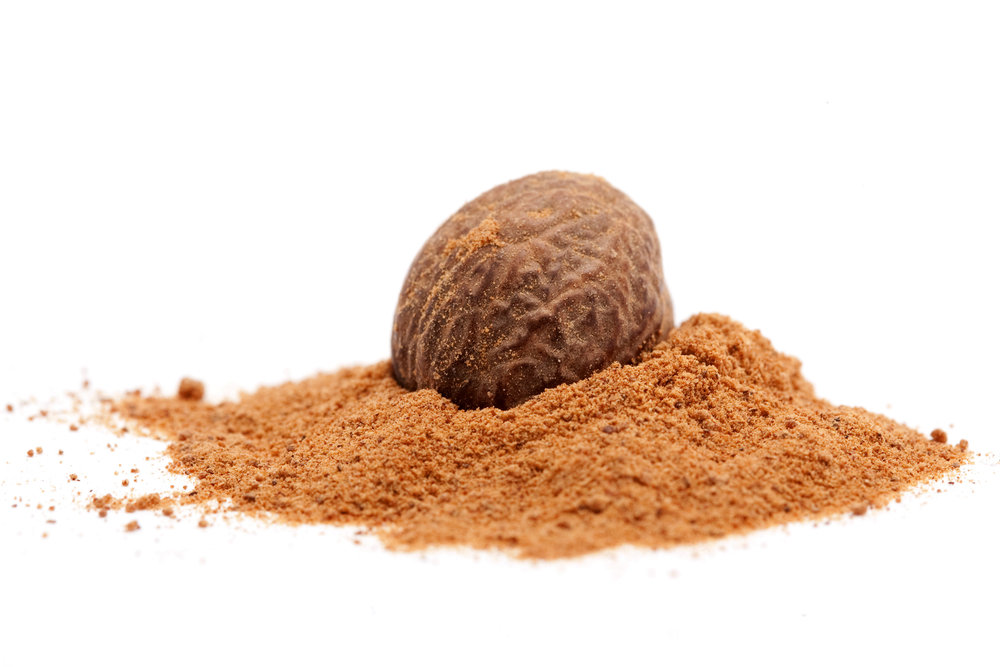 Nutmeg Pure Essential Oil with Analysis Report 00234