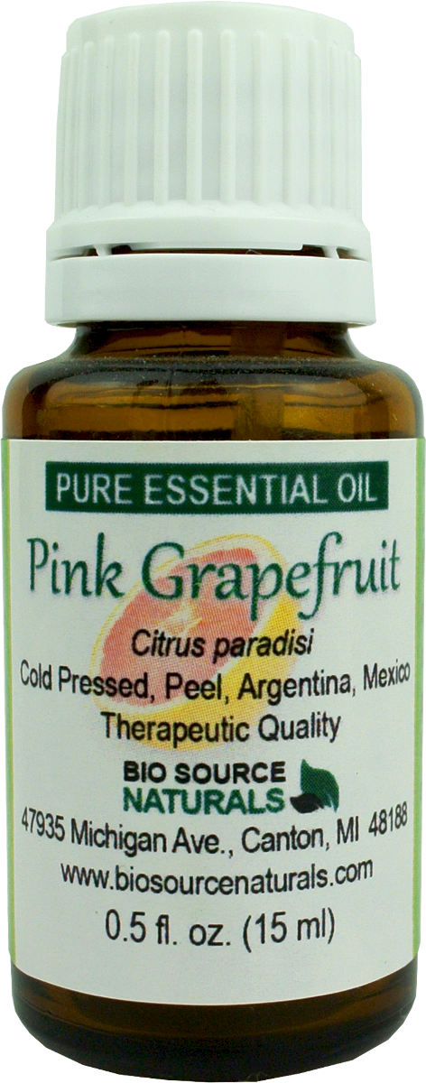 Pink Grapefruit Pure Essential Oil with Analysis Report 00262