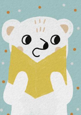 Tre piccoli orsi- set di 3 stampe A5