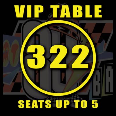 VIP TABLE 322