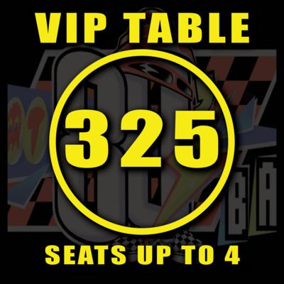 VIP TABLE 325