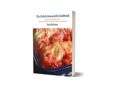 The Polish Housewife Cookbook Preorder