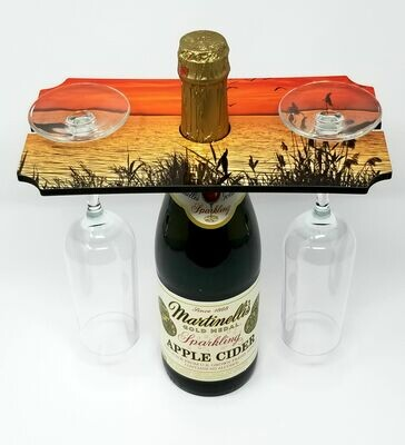 Wine Glass Holder Tray - 5.25