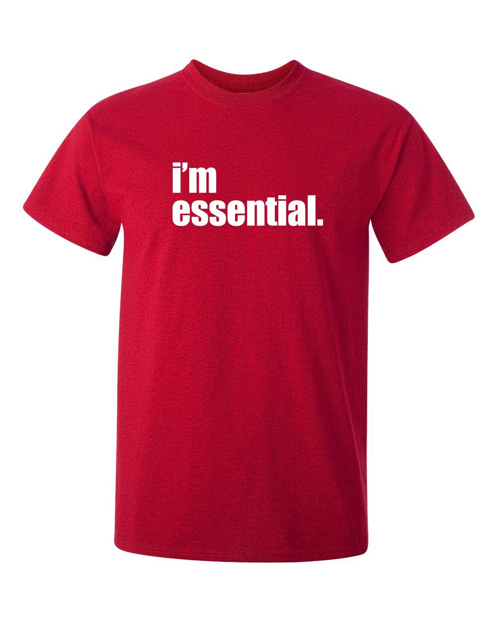i'm essential