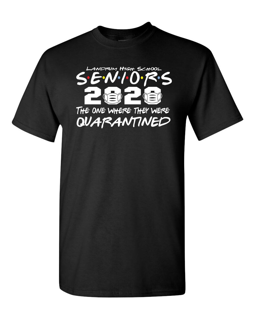 2020 Landrum High Senior Tee