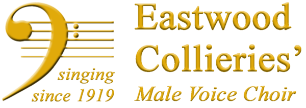 Eastwood Collieries' Male Voice Choir online store