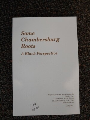 Some Chambersbug Roots