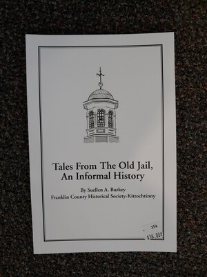Tales From the Old Jail