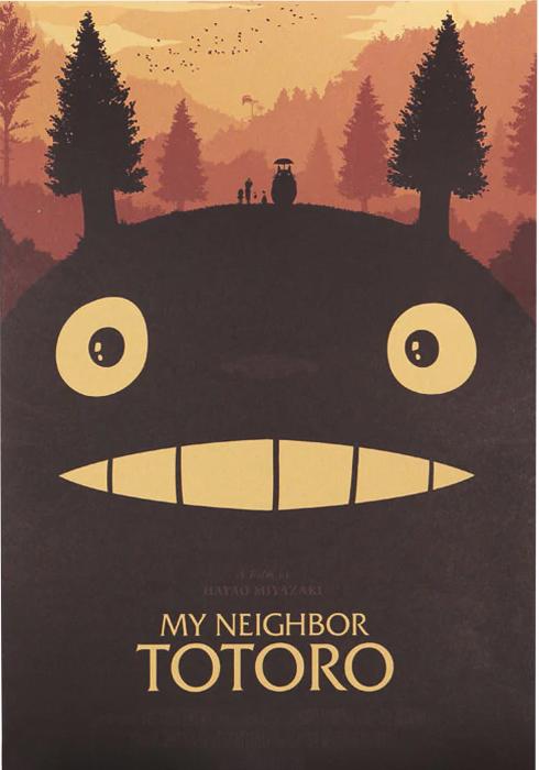 Locandina Totoro 001
