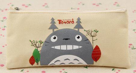 Astuccio Totoro beige 006