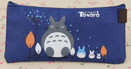 Astuccio Totoro blu 007