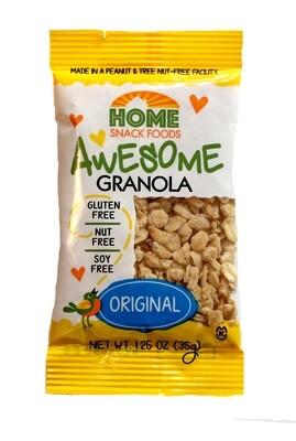 Awesome Granola - Original - 12-1.25oz packs/carton