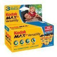 3 Pack Kodak 400 asa 24exp