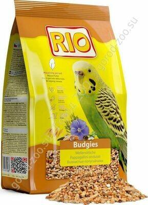 Рио 500г д/мелких попугаев в период линьки