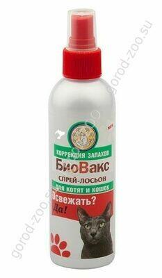 БиоВакс спрей-лосьон 180мл д/кош