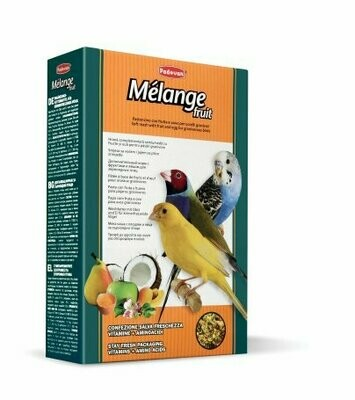 Падован д/декор.птиц мягкий (овощной) при линьке 300г Меланг