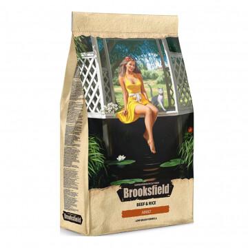 Бруксфилд Brooksfield Adult Говядина/рис д/кош 2 кг