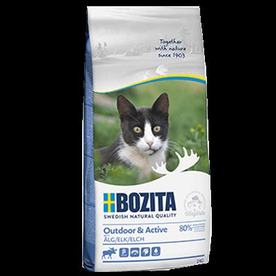 Бозита BOZITA сух д/кош раст и взр.актив. Feline Qutdoor&Active 400гр
