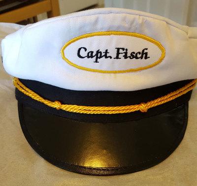 Captain Boat Hat