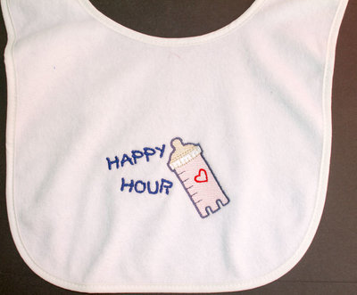 Happy Hour Bib