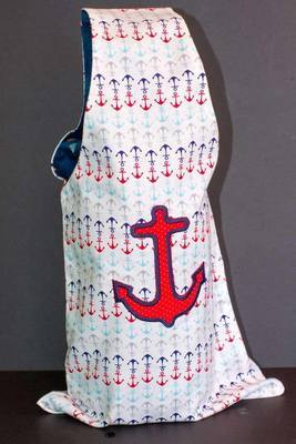 Wine Bag with Anchor
