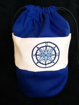 Compass CatchAll Bag