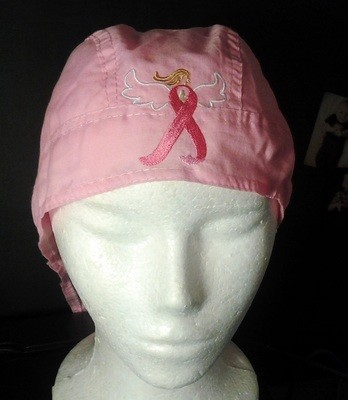 Breast Cancer Awareness Do Rag