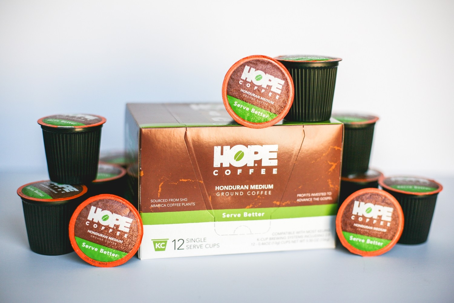 Single Serve Cups Home Subscription Starting at