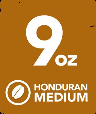 Honduran Medium - 9 oz. Packets or Cases starting at: