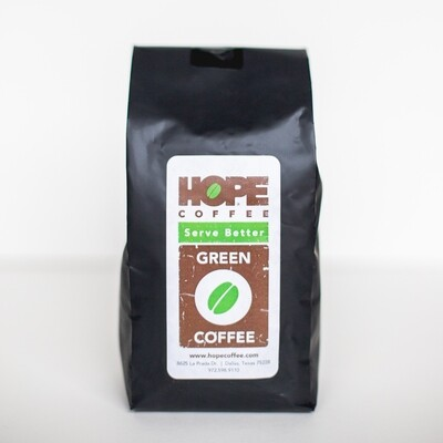 SHG Honduran Raw Green Coffee - 1 lb.