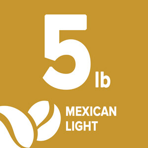 Mexican Light - 5 Pound Bag